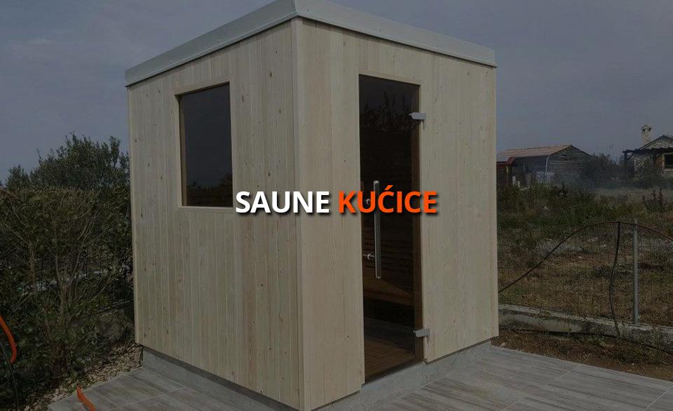 Sauna kućica
